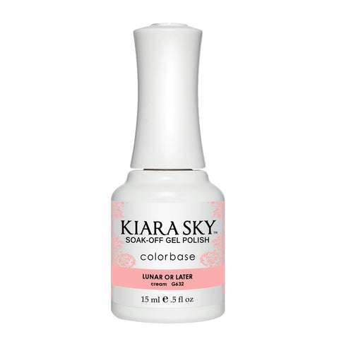 Kiara Sky - G632 Lunar or Later Gel Polish