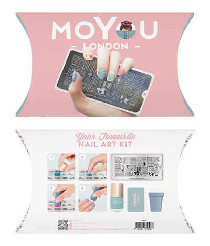 MoYou-London - Literature Stamping Kit