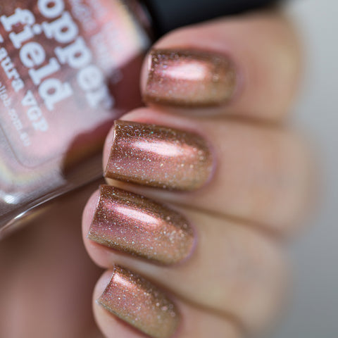 Picture Polish - Copper Field