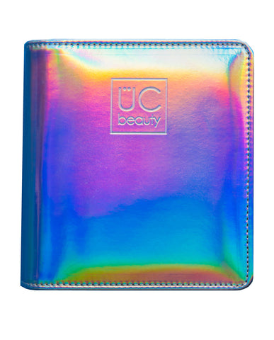 UberChic Beauty - Mini Holographic Storage Binder