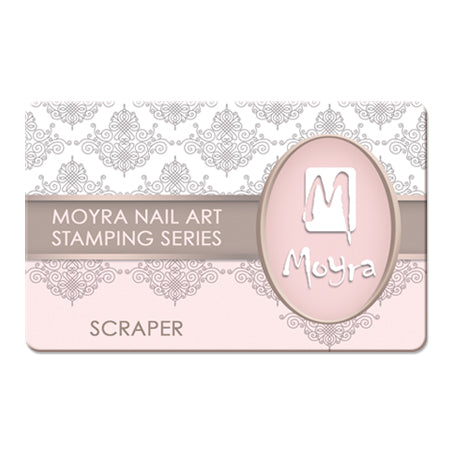 Moyra - Scraper Card - Light Rose