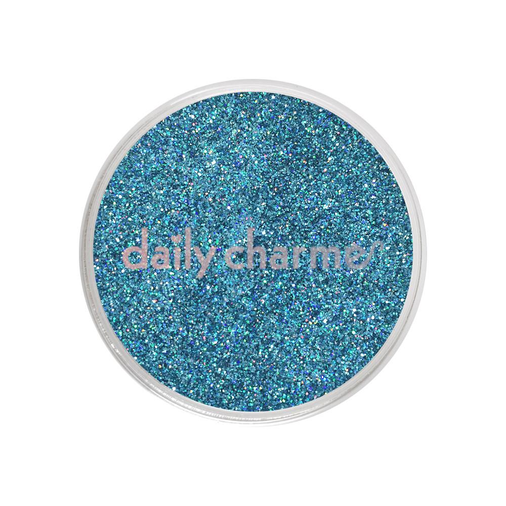 Daily Charme - Holographic Glitter Dust / Santorini Blue