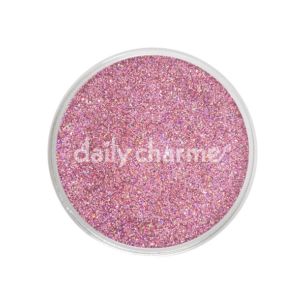 Daily Charme - Holographic Glitter Dust / Cherry Blossom