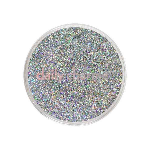 Daily Charme - Holographic Glitter Dust / Cosmic Silver