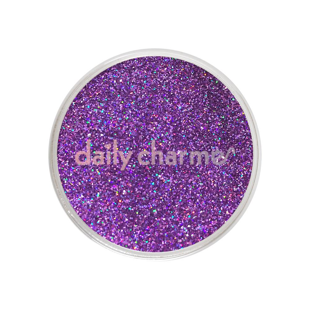 Daily Charme - Holographic Glitter Dust / Mystic Amethyst