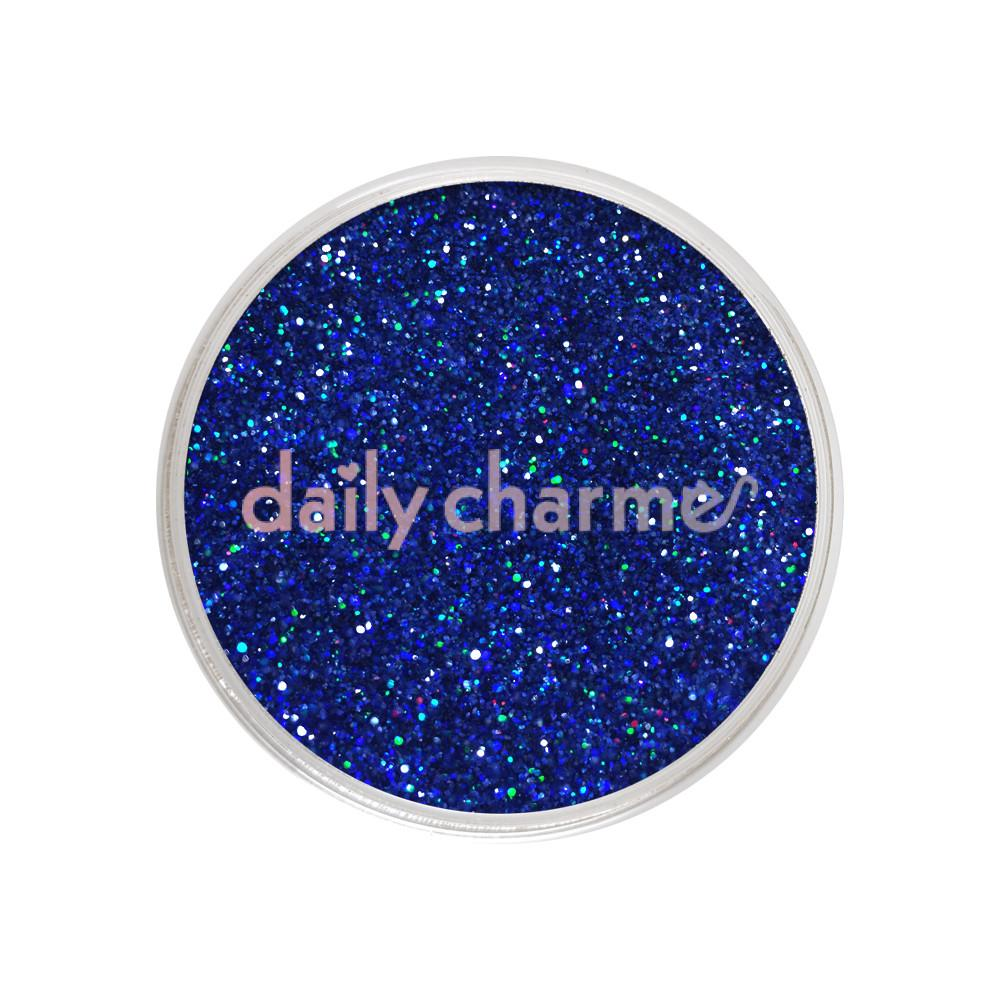 Daily Charme - Holographic Glitter Dust / Galactic Blue