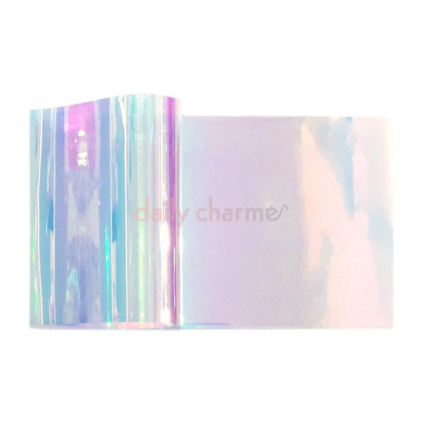 Daily Charme - Dreamy Opalescent Glass Film Paper - Blue