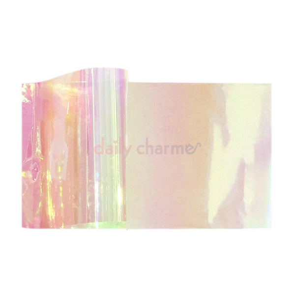 Daily Charme - Dreamy Opalescent Glass Film Paper - Pink