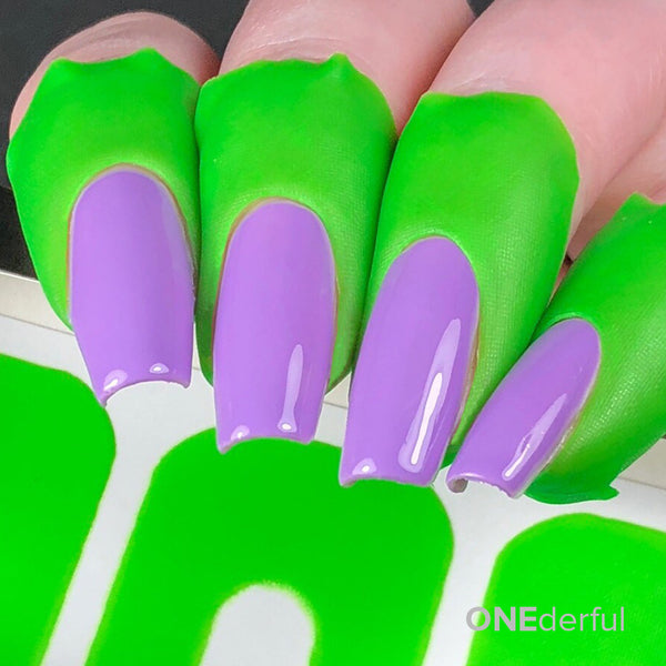 ONEderful - Latex Free Nail Barrier (Green)