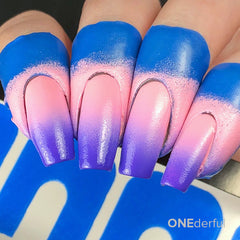 ONEderful - Latex Free Nail Barrier (Purple)