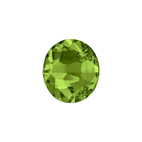 Swarovski Crystals - Olivine (140 pieces)