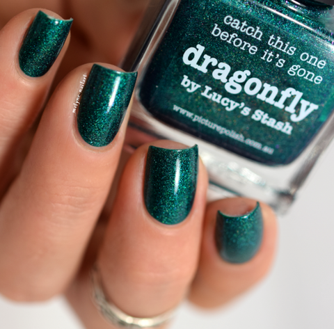 Picture Polish - Dragonfly