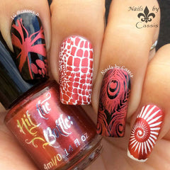 Hit The Bottle - Poison Apple Stamping Polish