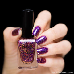 F.U.N Lacquer - Cheers to the Holidays Holo