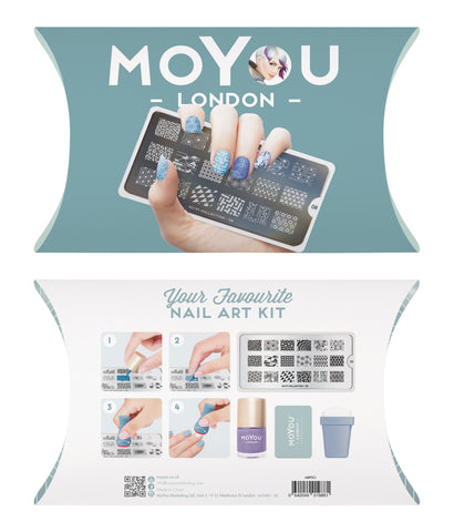 MoYou-London - Sci-Fi Stamping Kit
