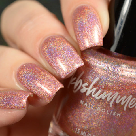 KBShimmer - Stop And Smell The Rosé