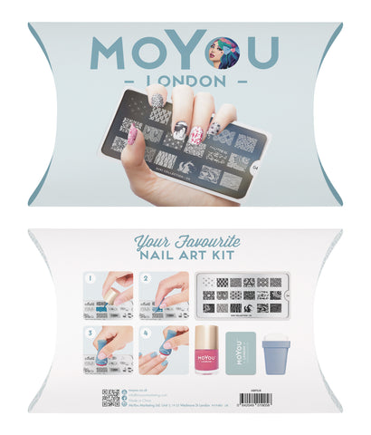 MoYou-London - Suki Stamping Kit