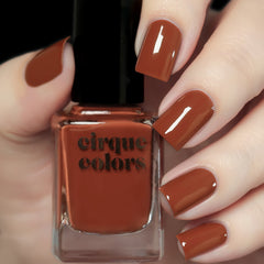 Cirque Colors - Brownstone