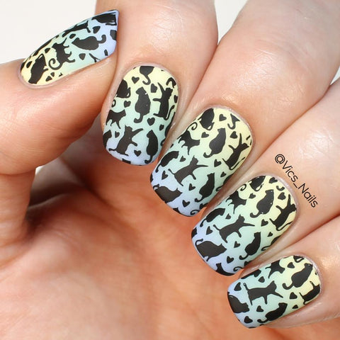 Maniology - Artist Collaboration: M021 Vics_Nails