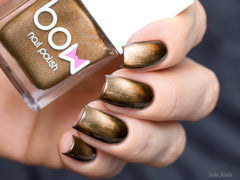 Bow Nail Polish - Your Idol (Magnetic)