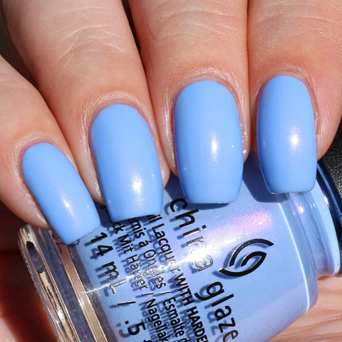 China Glaze - Glamletics