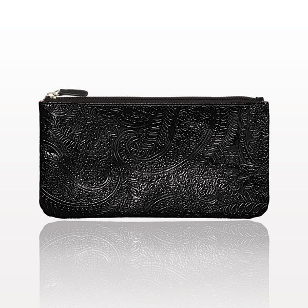 ONEderful - Black Paisley Bag