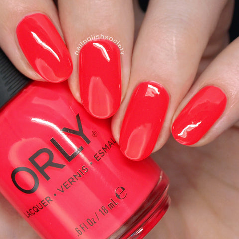 Orly - Blazing Sunset