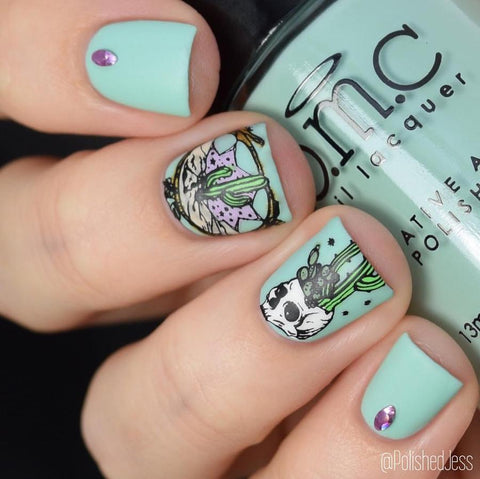 Bundle Monster - Moonglow Stamping Polish
