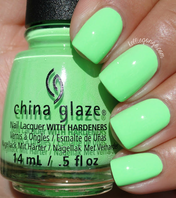 China Glaze - Lime After Lime | Whats Up Nails