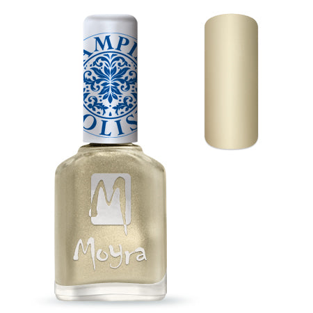 Moyra - SP 09 Gold Stamping Polish