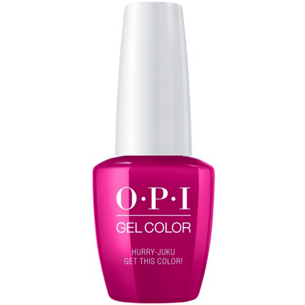 OPI Gel Color - Hurry-juku Get this Color!