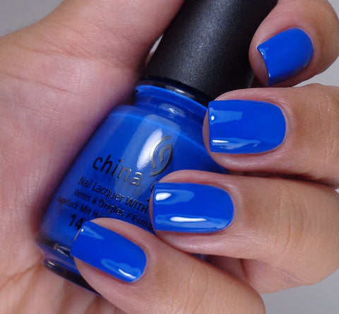 China Glaze - I Sea The Point