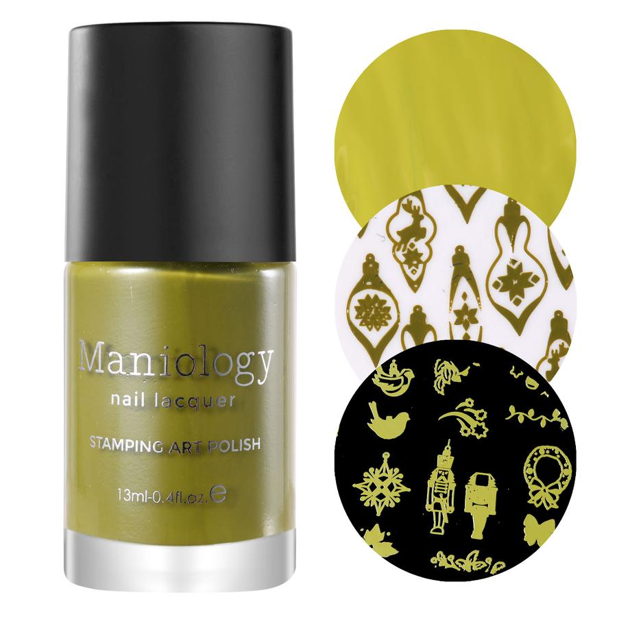 Maniology - Evergreen Stamping Polish