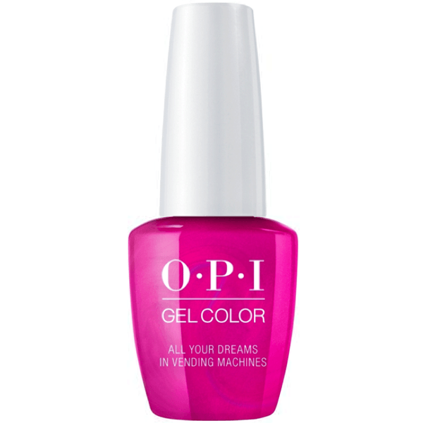 OPI Gel Color - All Your Dreams in Vending Machines