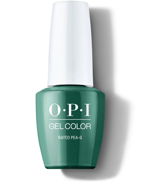 OPI Gel Color - Rated Pea-G