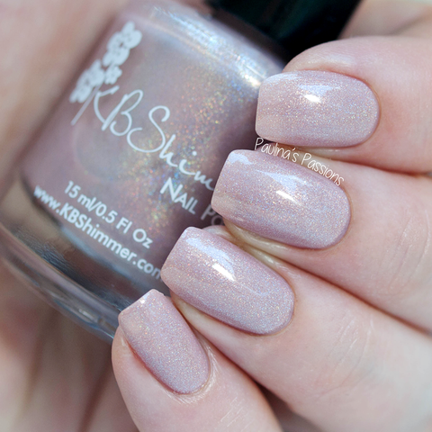 KBShimmer - That's Nude To Me