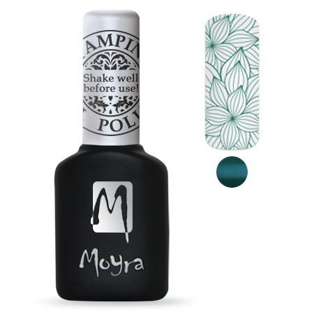 Moyra - SGP 08 Green Gel Stamping Polish