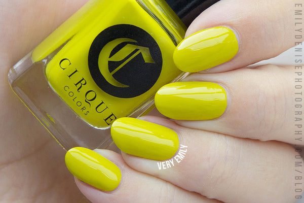 Cirque Colors - Hustle