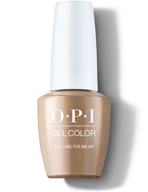 OPI Gel Color - Fall-ing for Milan