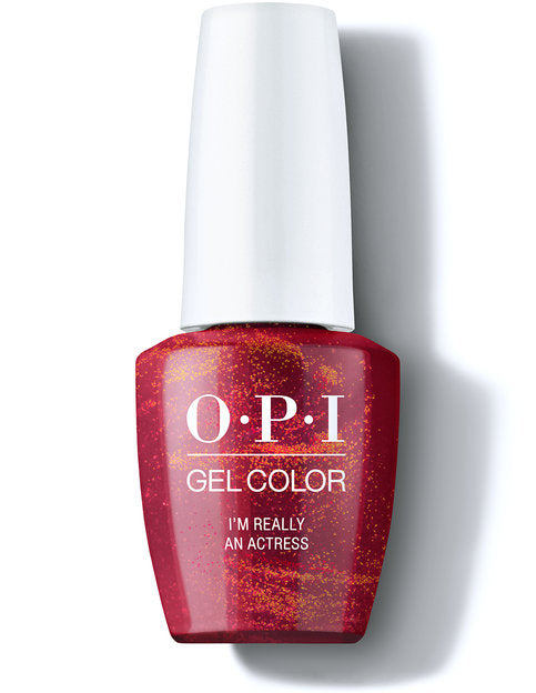 OPI Gel Color - I'm Really an Actress