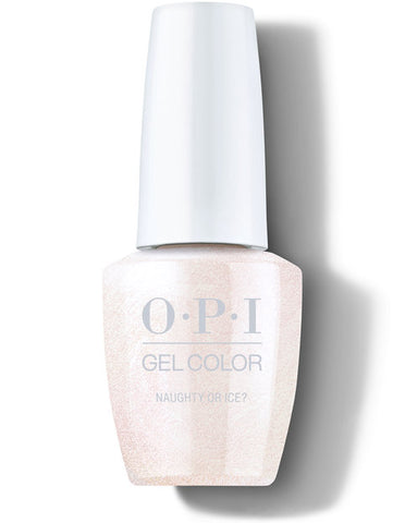 OPI Gel Color - Naughty or Ice?