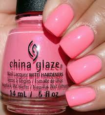 China Glaze - Lip Smackin' Good