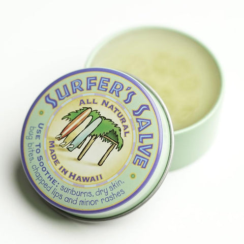 Maniology - Island Soap & Candle Works: Surfer's Salve