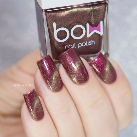 Bow Nail Polish - What I've Done (Magnetic)