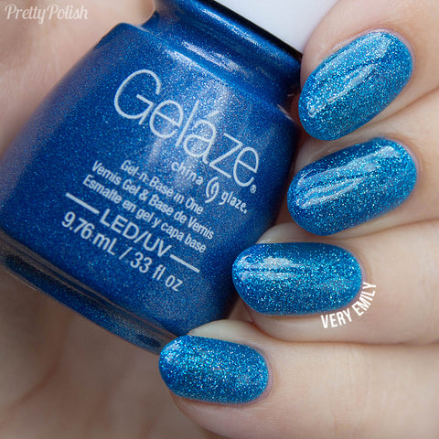 China Glaze Gelaze - Dorothy Who? Gel Polish