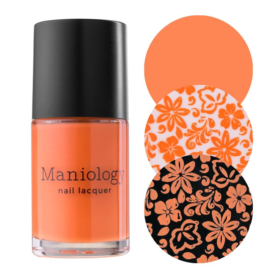 Maniology - Pumpkin Head Stamping Polish