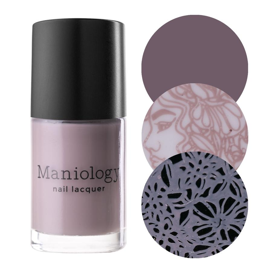 Maniology - Woolly Stamping Polish