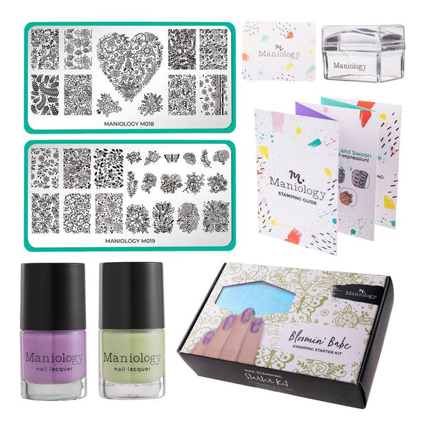 Stamping Starter Kits | Whats Up Nails