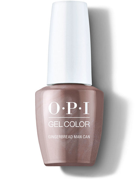 OPI Gel Color - Gingerbread Man Can