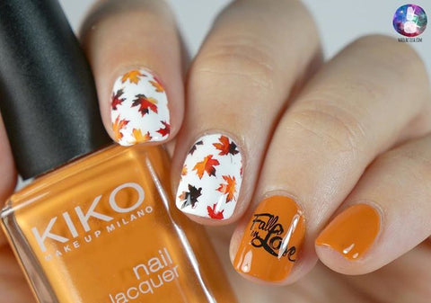 Lina Nail Art Supplies - 4 Seasons - Autumn 01